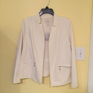 Chico's everyday jacket NWT!